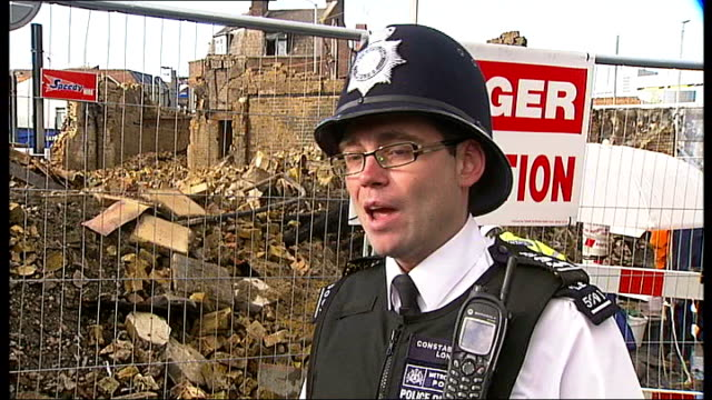 police officers talk about their experiences; special sergeant david long interview sot - sergeant stock videos & royalty-free footage