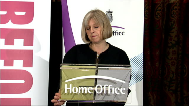 theresa may speech may speech sot last week dispersal orders – which allow the police to move young people away from specific places – were used... - new age stock videos & royalty-free footage