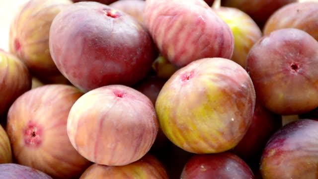 Maduro deliciosos figos frutos