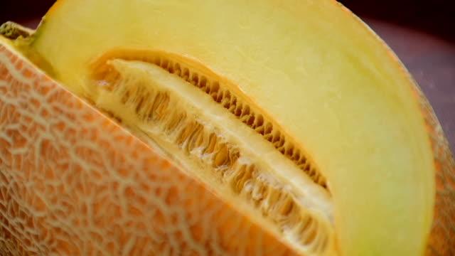 Ripe tasty melon