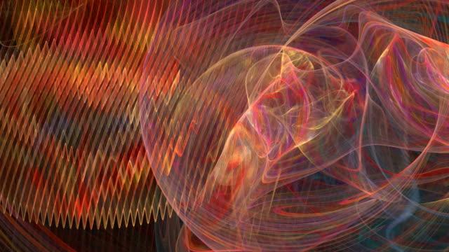 """vídeos y material grabado en eventos de stock de """"ripples in spacetime, concept"""" - matematicas"""
