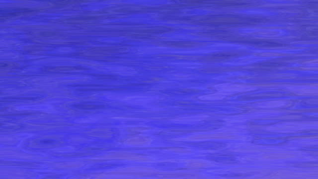 Rippling vibrant blues