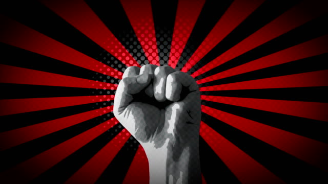 rise up! - fist stock videos & royalty-free footage