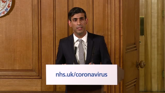 rishi sunak announcing there will be a threemonth mortgage holiday during the coronavirus crisis - home ownership stock videos & royalty-free footage