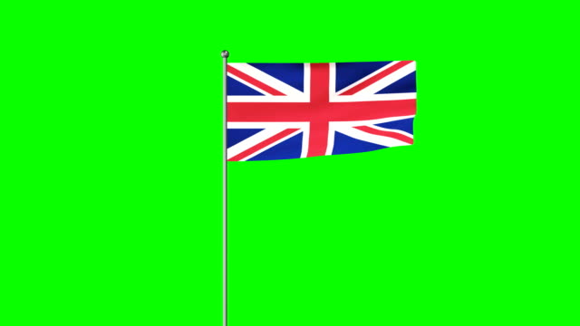 stockvideo's en b-roll-footage met stijgende vlag van groot-brittannië - politiek en staatsbestuur