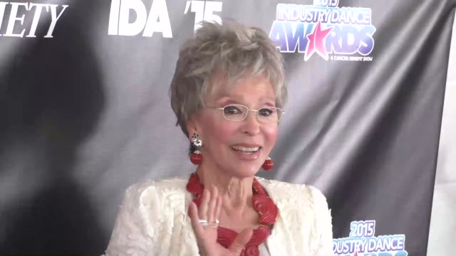 vidéos et rushes de rita moreno fernanda luisa gordon at the industry dance awards and cancer benefit show at avalon nightclub in hollywood at celebrity sightings in los... - 2015