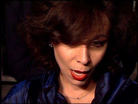 rita rudner at the 'tomorrow never dies' premiere at dorothy chandler pavilion in los angeles california on december 16 1997 - pavilion stock videos & royalty-free footage