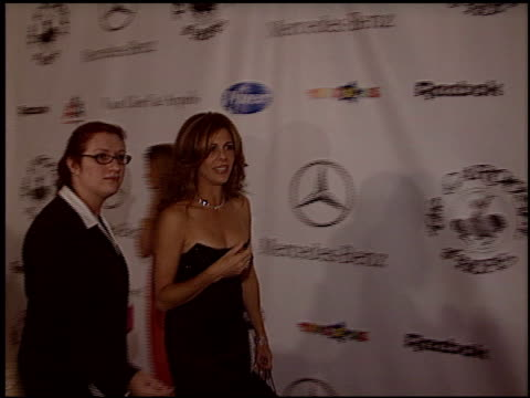 rita wilson at the carousel of hope gala at the beverly hilton in beverly hills california on october 23 2004 - carousel of hope stock videos and b-roll footage