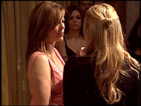 Rita Wilson at the EIF Courage Awards at the Regent Beverly Wilshire Hotel in Beverly Hills California on March 1 2004