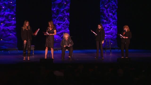 rita wilson at the international myeloma foundation's 8th annual comedy celebration benefiting the peter boyle research fund in los angeles, ca... - peter boyle stock videos & royalty-free footage