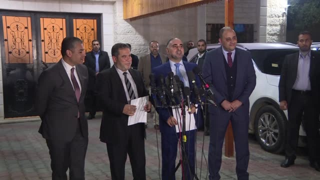 Rival Palestinian factions jointly agreed Wednesday to ask Egypt to postpone the handover of the control over Gaza from Hamas to Fatah as part of a...