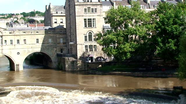 river avon - sash window stock videos and b-roll footage