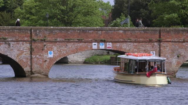 river avon - william shakespeare stock videos & royalty-free footage