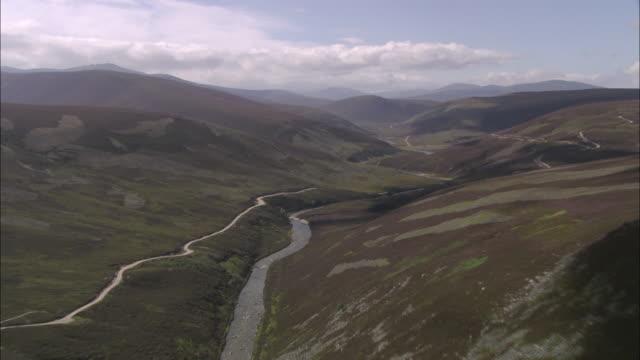 River Avon (Due North Of Braemar)