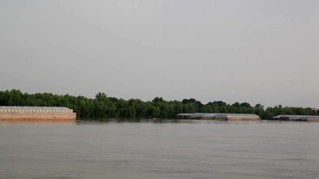 river cargo - barge stock videos & royalty-free footage