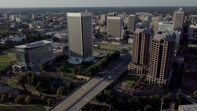 river city richmond - バージニア州点の映像素材/bロール