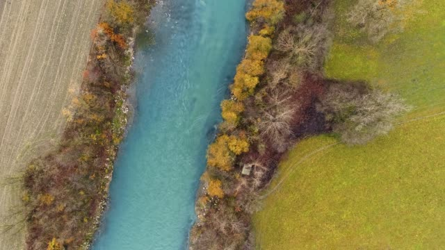 river from above - non urban scene stock videos & royalty-free footage