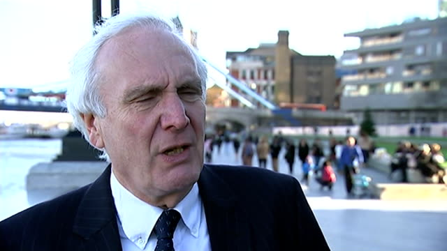 planning permission approved ENGLAND London EXT Edward Lister interview SOT