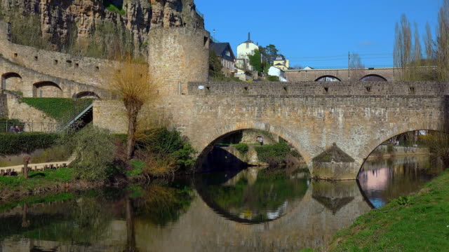 river - luxembourg benelux stock videos & royalty-free footage
