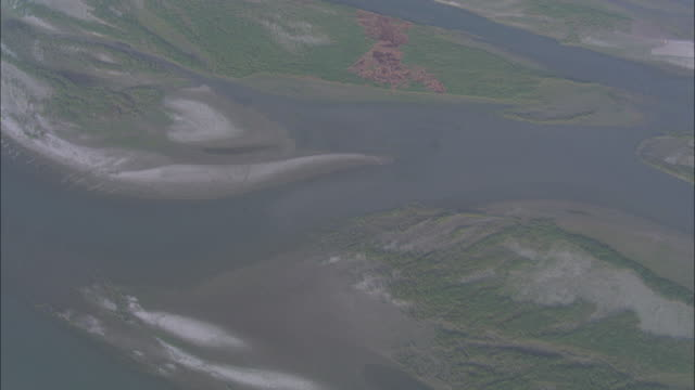 vídeos y material grabado en eventos de stock de rivers cut through the jungles of sundarbans bangladesh. available in hd. - bangladesh