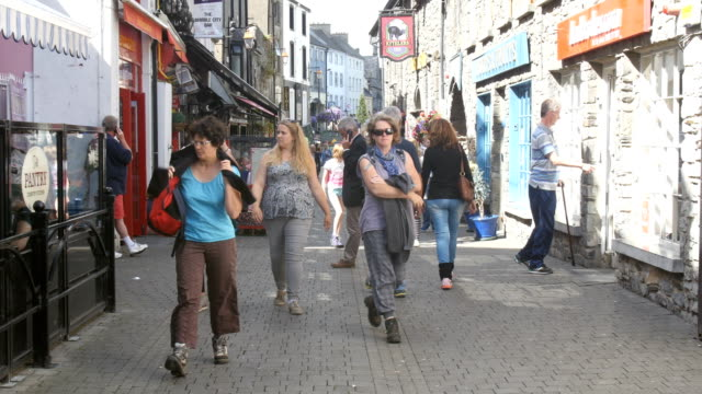 riverside famine memorial dublin,river liffey, ireland - history stock videos & royalty-free footage