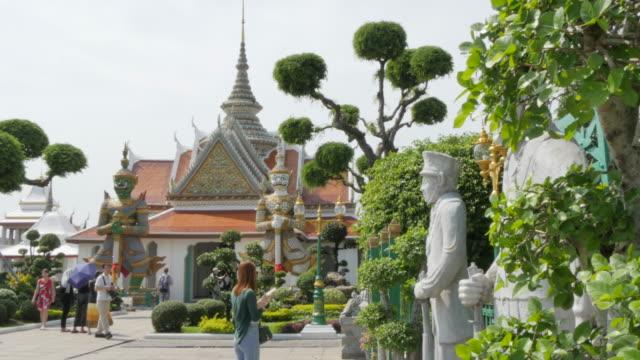 Riverside Temple of Wat Arun (Temple of Dawn), Bangkok, Thailand, Southeast Asia, Asia