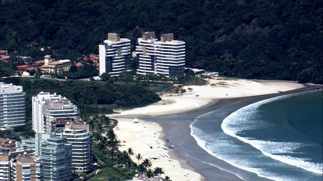 riviera de sao lourenco  - aerial view -,brazil - religious saint stock videos and b-roll footage