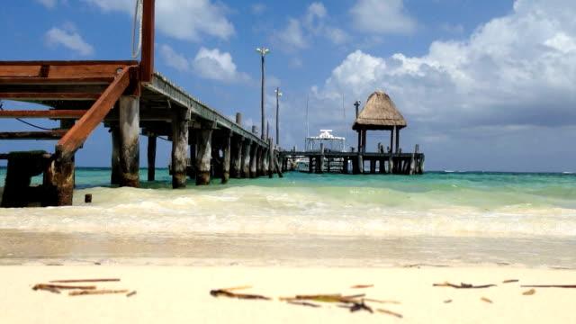 riviera maya - mexico stock videos & royalty-free footage