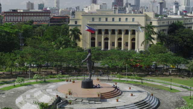 rizal park manila - monument stock videos & royalty-free footage