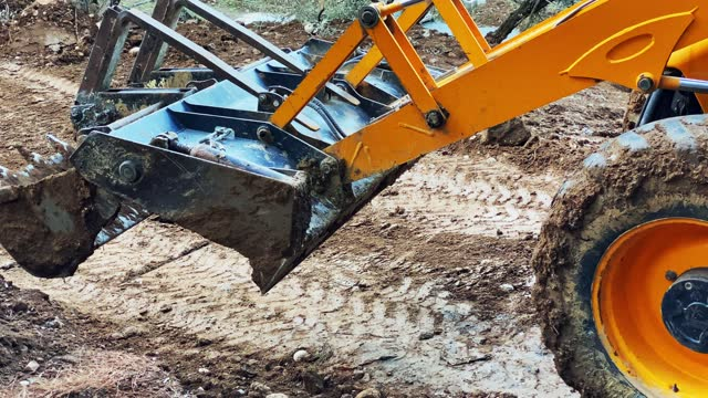 road construction - bulldozer stock videos & royalty-free footage