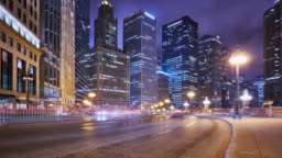 Road in City of Chicago