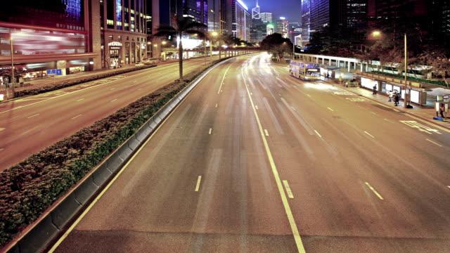 Route à Hong Kong