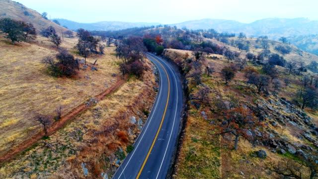 Road in Sierra Nevada