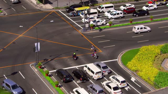 Road Junction Manila