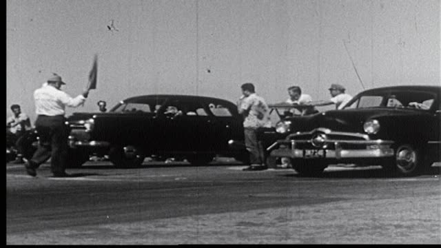1952 - road runners - 3 of 11 - prelinger stock videos & royalty-free footage