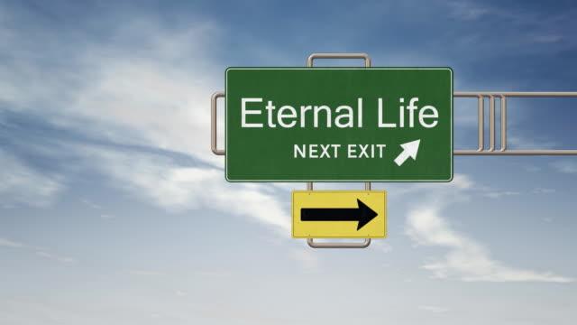 HD Panneau série :  ETERNAL LIFE