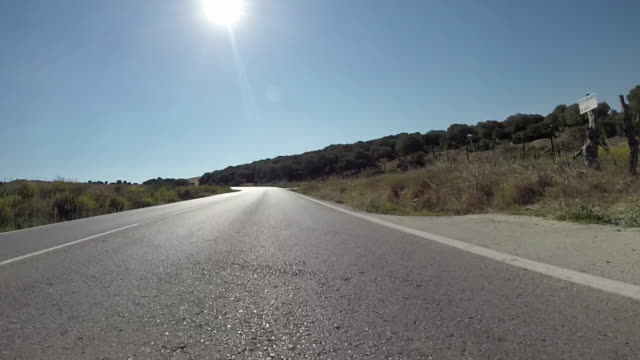 road speed view - silvestre stock videos & royalty-free footage