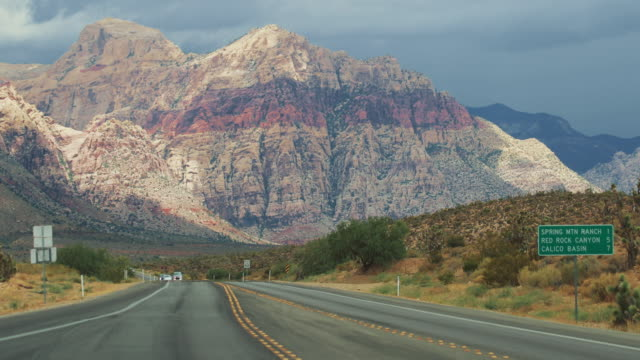 road to red rock canyon - sedona stock videos & royalty-free footage