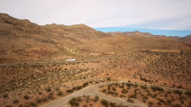 Road trip along the canyons in Utah, Western United States