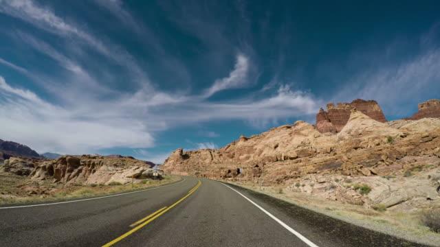 Voyage sur la route aux États-Unis