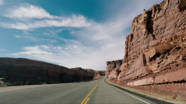 Road trip in the United States