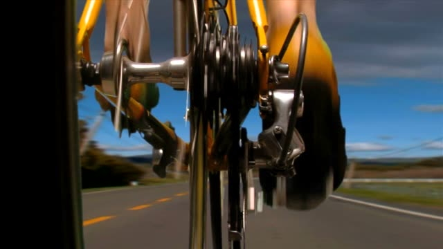 roadbikepalfha - kettenglied stock-videos und b-roll-filmmaterial