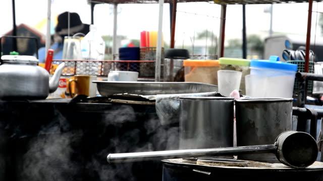 roadside cafes and tea - tea kettle stock videos & royalty-free footage