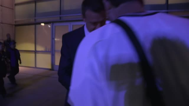 Rob Blake greets fans while departing from RangersKings Game 1 at Staples Center on June 04 2014 in Los Angeles California