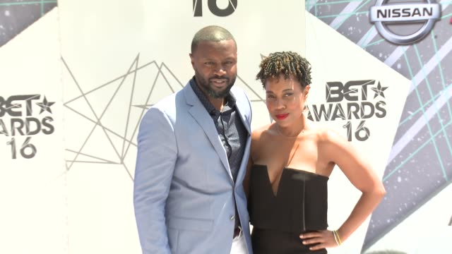 Rob Hardy Shaun Hardy at 2016 BET Awards in Los Angeles CA