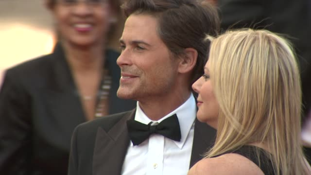 Rob Lowe and Sheryl Berkoff at the The Tree of Life Premiere 64th Cannes Film Festival at Cannes