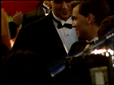 Rob Lowe at the 1989 Academy Awards at the Shrine Auditorium in Los Angeles California on March 29 1989