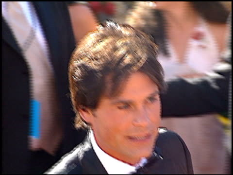 Rob Lowe at the 2000 Emmy Awards at the Shrine Auditorium in Los Angeles California on September 10 2000