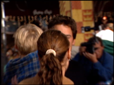 Rob Lowe at the 'Harry Potter' Premiere on November 14 2001