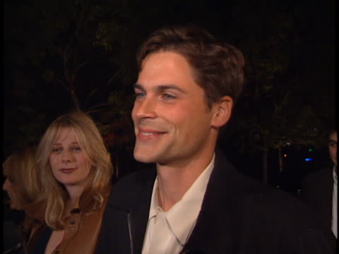 Rob Lowe at the Tommy Boy Premiere at Paramount